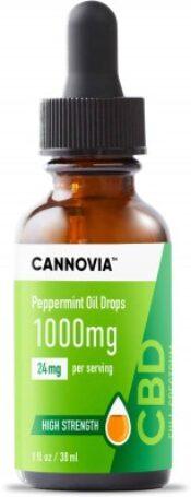 Buy Flavored CBD Oil - Lemon - Peppermint - THC Free or Full Spectrum